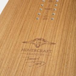 Jones Men's Hovercraft Snowboard close up detail