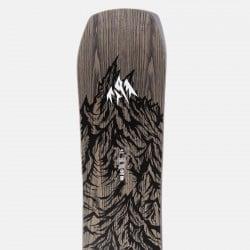Jones Men's Ultra Mountain Twin Snowboard close up detail