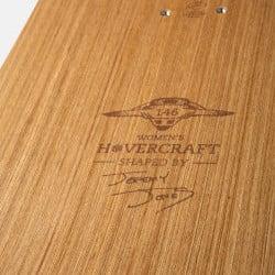 Jones Women's Hovercraft Snowboard close up detail
