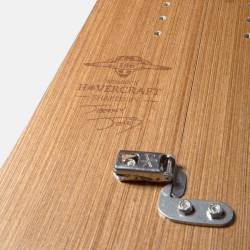 Jones Women's Hovercraft Splitboard close up details