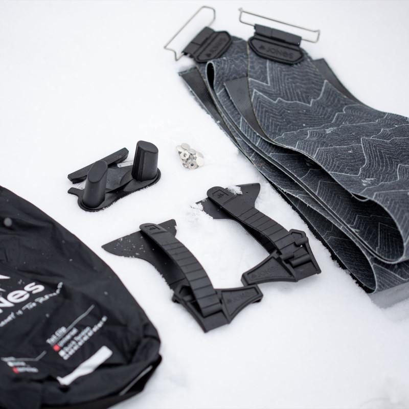 Nomad Pro skins - detail shot