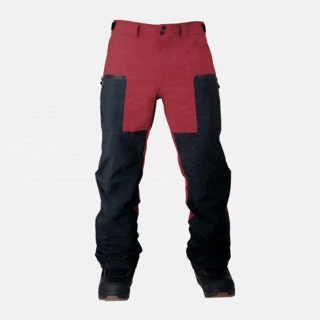 Jones Outerwear Shralpinist 3L Gore-Tex Pro pants in safety red
