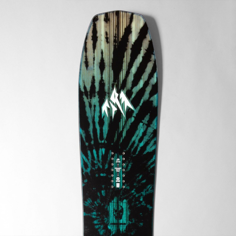 Jones Women's Mind Expander Snowboard, close up detail